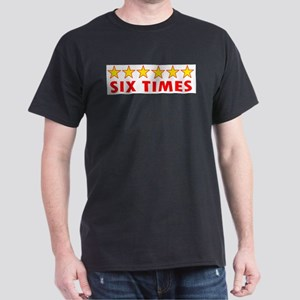 LFC Six Times Dark T-Shirt
